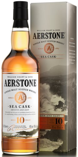 Aerstone Sea Cask 10 Year Old