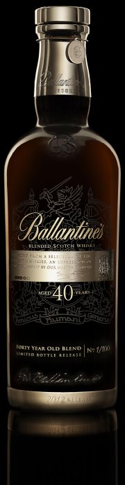Ballantine�s 40 Year Old unveiled