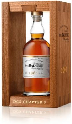 The Balvenie 19761 55 year old Cask No. 4193