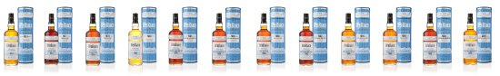 BenRiach Batch 10 Single Cask Bottlings