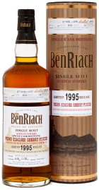 BenRiach 1995 Single Cask 7164
