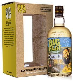Big Peat 8 Year Old A846 Feis Ile 2020