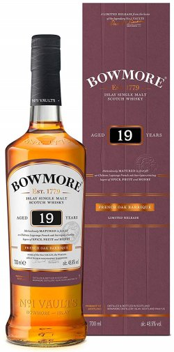 Bowmore 19 Year Old French Oak Amazon Exclusive