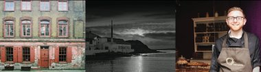 Bowmore �Magic Happens on the Darkest Nights� 25th and 26th April 2012 Near Liverpool Street Station, London