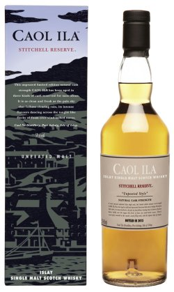 Caol Ila Stitchell Reserve 2013 Special Release