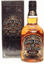 Chivas Regal Premium Scotch Blended Whisky