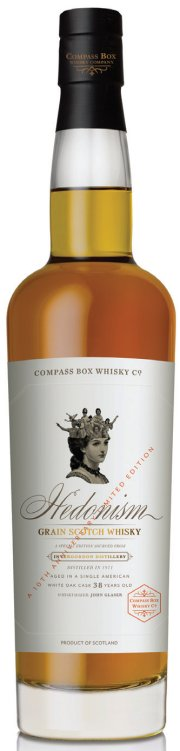 Compass Box Hedonism 10th Anniversary Limited Edition