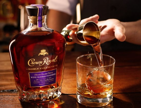 Crown Royal Wine Barrel Finished The Noble Collection