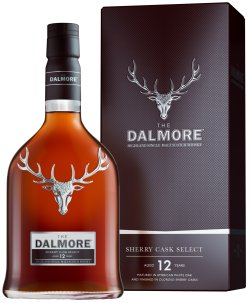 The Dalmore 12 Year Old Sherry Cask Select