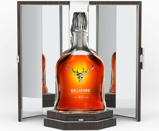 The Dalmore 40 Year Old 2017 release.