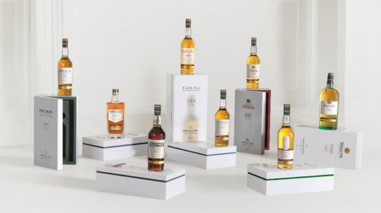 Diageo unveil Prima & Ultima whisky Collection