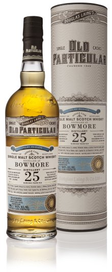 DDouglas Laing Old Particular Bowmore 25 Year Old