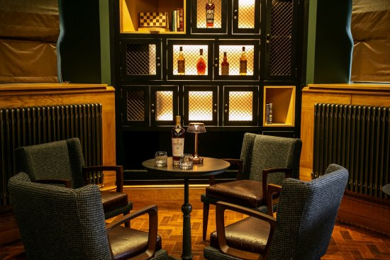 Freedom An' Whisky, Aberdeends new premium whisky lounge at the Chop Shop & Grill