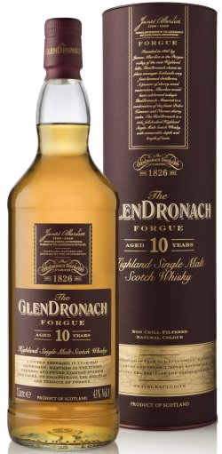 The GlenDronach Forgue 10 Year Old