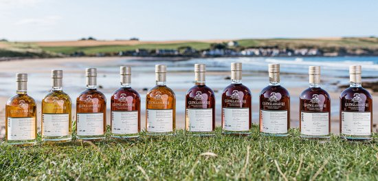 The Glenglassaugh Coastal Casks Collection