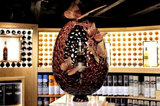 Glengoyne 21 year old Highland Chocolatier Easter Egg