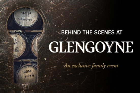 Go Behind The Scenes At The Glengoyne Distillery