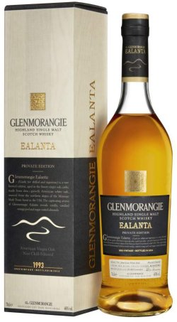 Glenmorangie Ealanta Whisky Bible 2014 Best Whisky in the World.