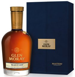Glen Moray Mastery 120th Annersary limited edition whisky.