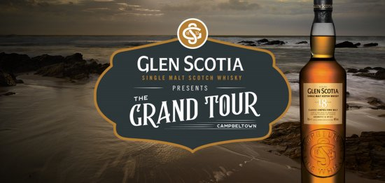 Glen Scotia The Grand Tour At The Wine Pantry London