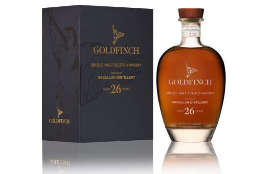Goldfinch Macallan 26 Year Old