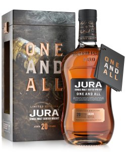 Jura One And All 20 Year Old