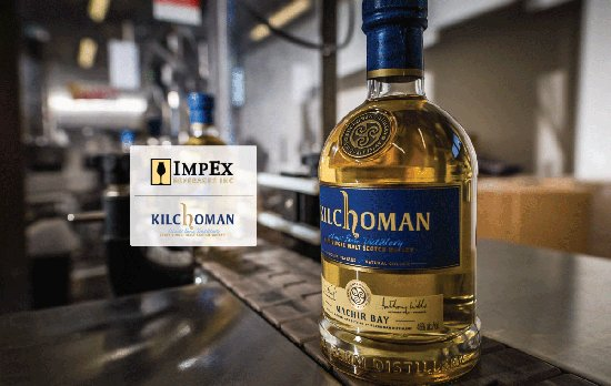 Kilchoman & ImpEx Beverages share the hit from the Trump administration 25% tariffs imposed on their Scotch whisky.