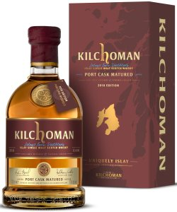 Kilchoman Port Cask Matured 2018