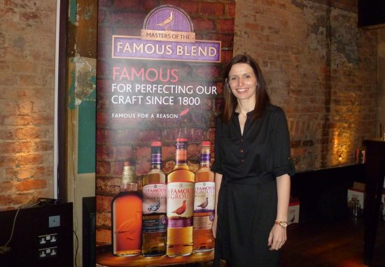 Kirsteen Campbell The Famous Grouse Master Blender