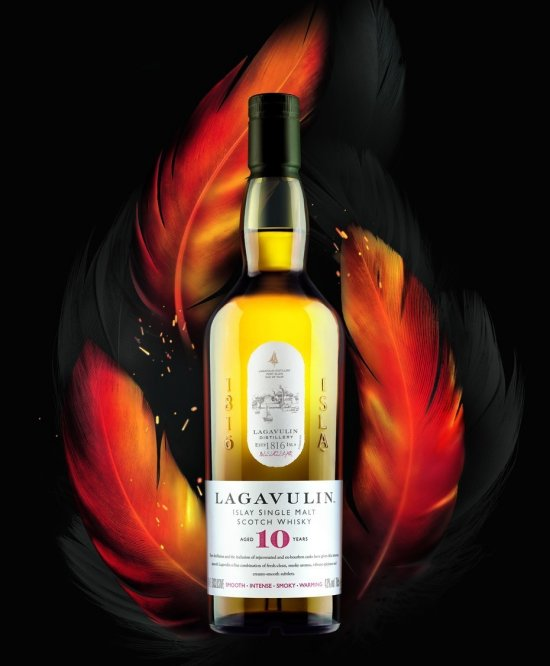 Lagavulin 10 Year Old Travel Retail Exclusive