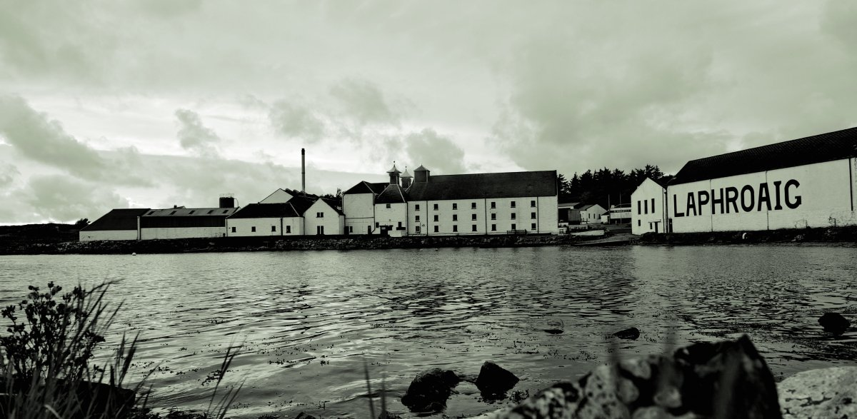 Laphroaig Distillery 2014 Whisky Visitor Attraction of the Year