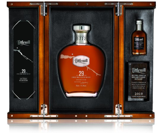 Littlemill 29 Year Old Private Cellar Collection