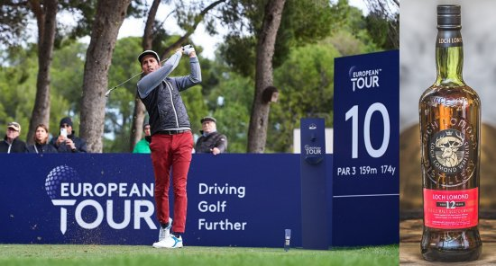 Loch Lomond Whisky Partners With The European Tour