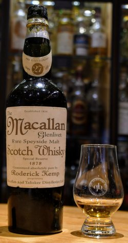 The fake Macallan 1978 - Would you recognise it as a fake?