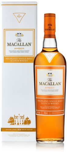 The Macallan Amber 1824 Series