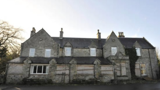 The former Jedforest Hotel the new home of the Jedhart Distillery and Mossburn Distillery.