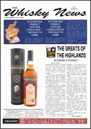 Keep up to date with our free Whisky Newsletter