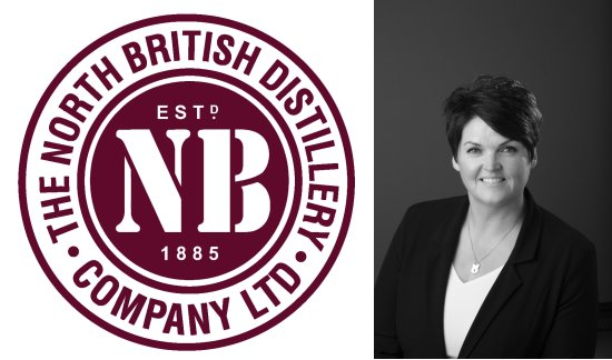 Pamela Scott joins The North British Distillery company's board of directors.