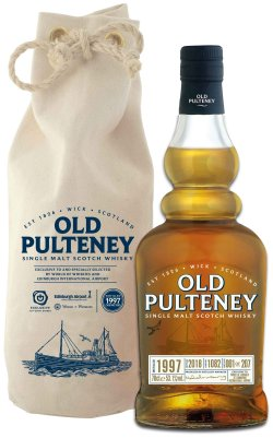 Old Pulteney 1997 Single Cask No. 1082