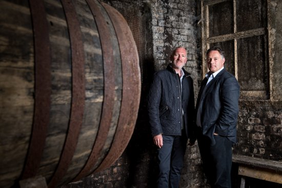 Rare Whisky 101 Andy Simpson and David Robertson launch whisky cask brokerage service.