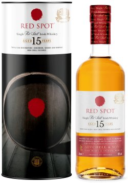 Red Spot 15 Year Old Single Pot Still Irish Whiskey