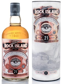 Douglas Laing Rock Island 21 Year Old