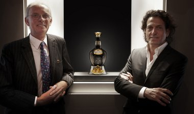Royal Salute Master Blender Colin Scott and Stephen Webster reveal Royal Salute Tribute To Honour