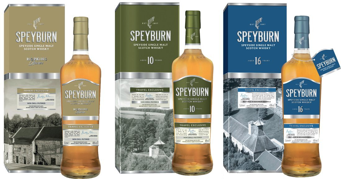 6ce430e8cc6 Speyburn 16 Year Old Travel Retail Exclusive