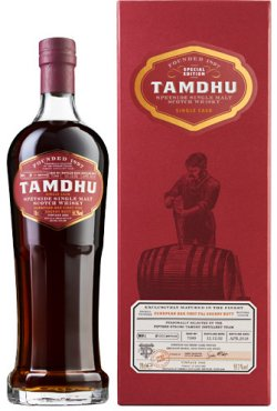 Tamdhu 120th Anniversary Single Cask No. 7389