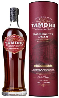 Tamdhu Dalbeallie Dram Collectors Journey 01