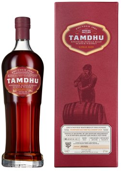 Tamdhu Edinburgh Airport European Sherry Oak Single Cask 6192