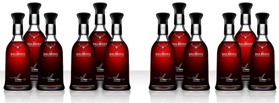 The Dalmore Paterson Collection purchased earlier this year for £987,500 by a young Chinese collector.