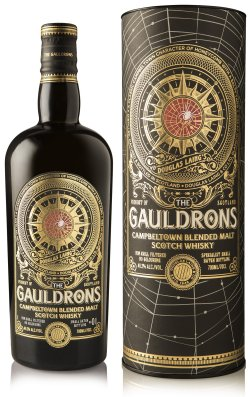 Douglas Laing The Gauldrons Campbeltown Blended Malt Scotch Whisky