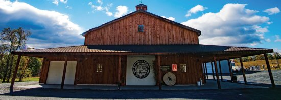 Tuthilltown Spirits, New York State's first distillery since Prohibition